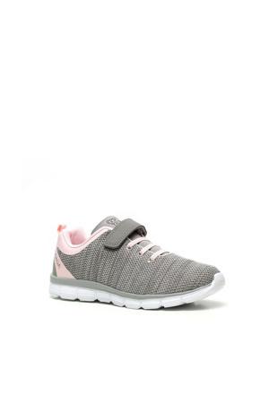 sportschoenen grijs/roze