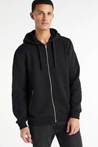 Redefined Rebel vest met biologisch katoen zwart, Zwart