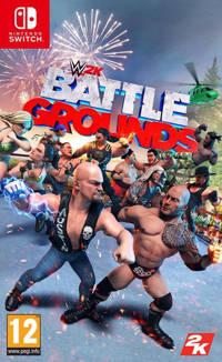 WWE - Battlegrounds (Nintendo Switch)