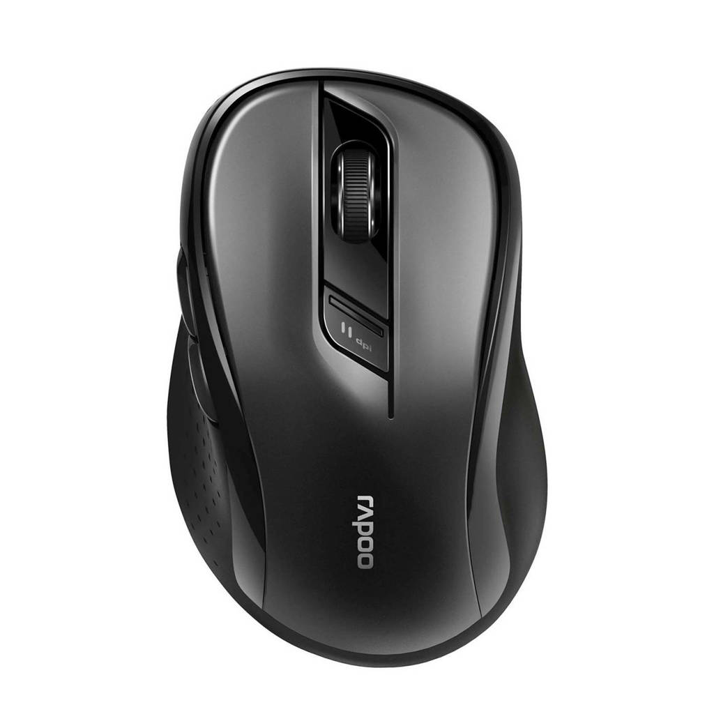 Rapoo M500 draadloze muis, Zwart