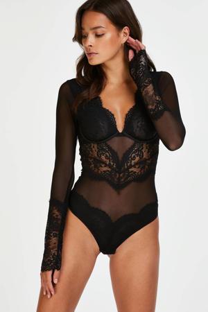 stringbody Zara zwart
