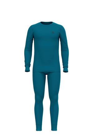 thermo ondergoed groen (set)