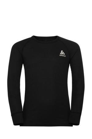 unisex thermoshirt zwart