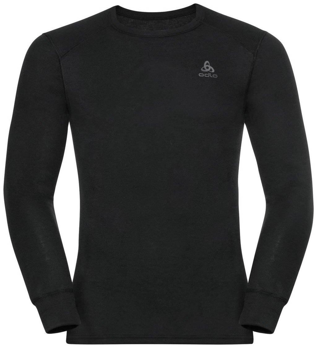 Odlo thermoshirt zwart, Zwart