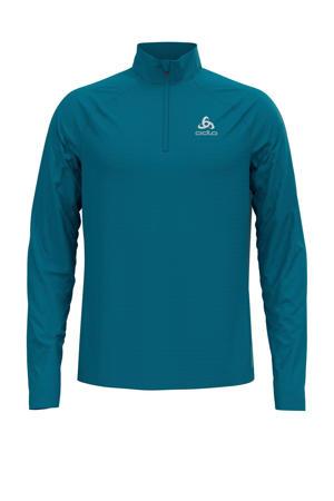 hardloopshirt blauw