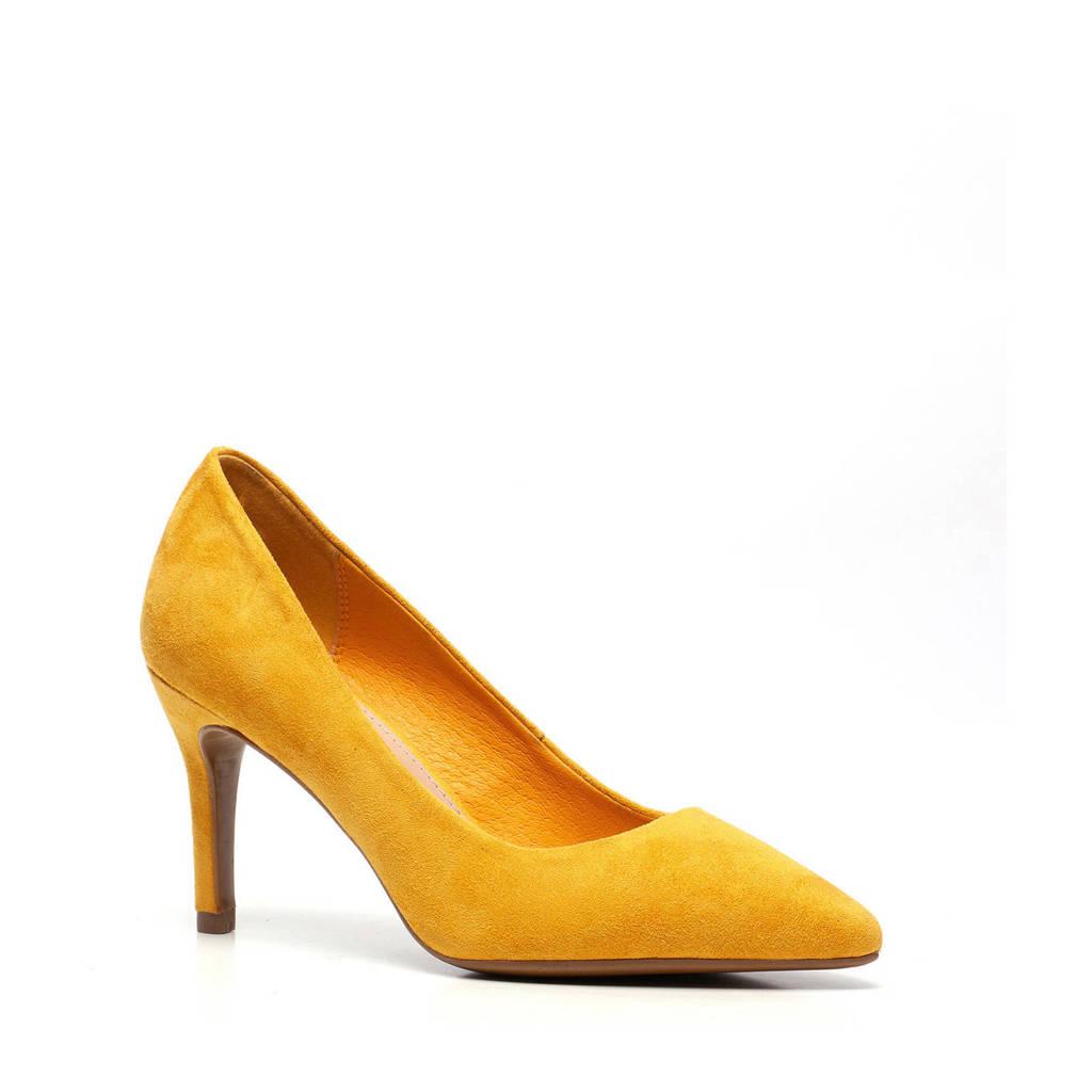 Scapino Nova   pumps geel, Geel
