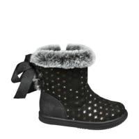 Cupcake Couture   laarzen zwart/zilver, Zwart/grijs/zilver