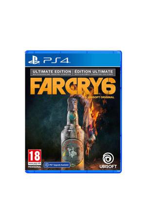 Far Cry 6 Ultimate Editie (PlayStation 4)