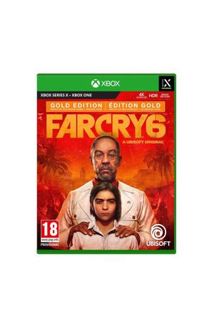 Far Cry 6 Gold Editie (Xbox One)