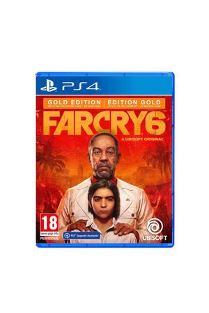 Far Cry 6 Gold Editie (PlayStation 4)