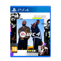 UFC 4 (PlayStation 4)