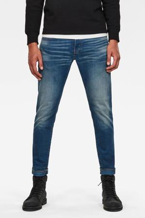 slim fit jeans 3301 medium aged