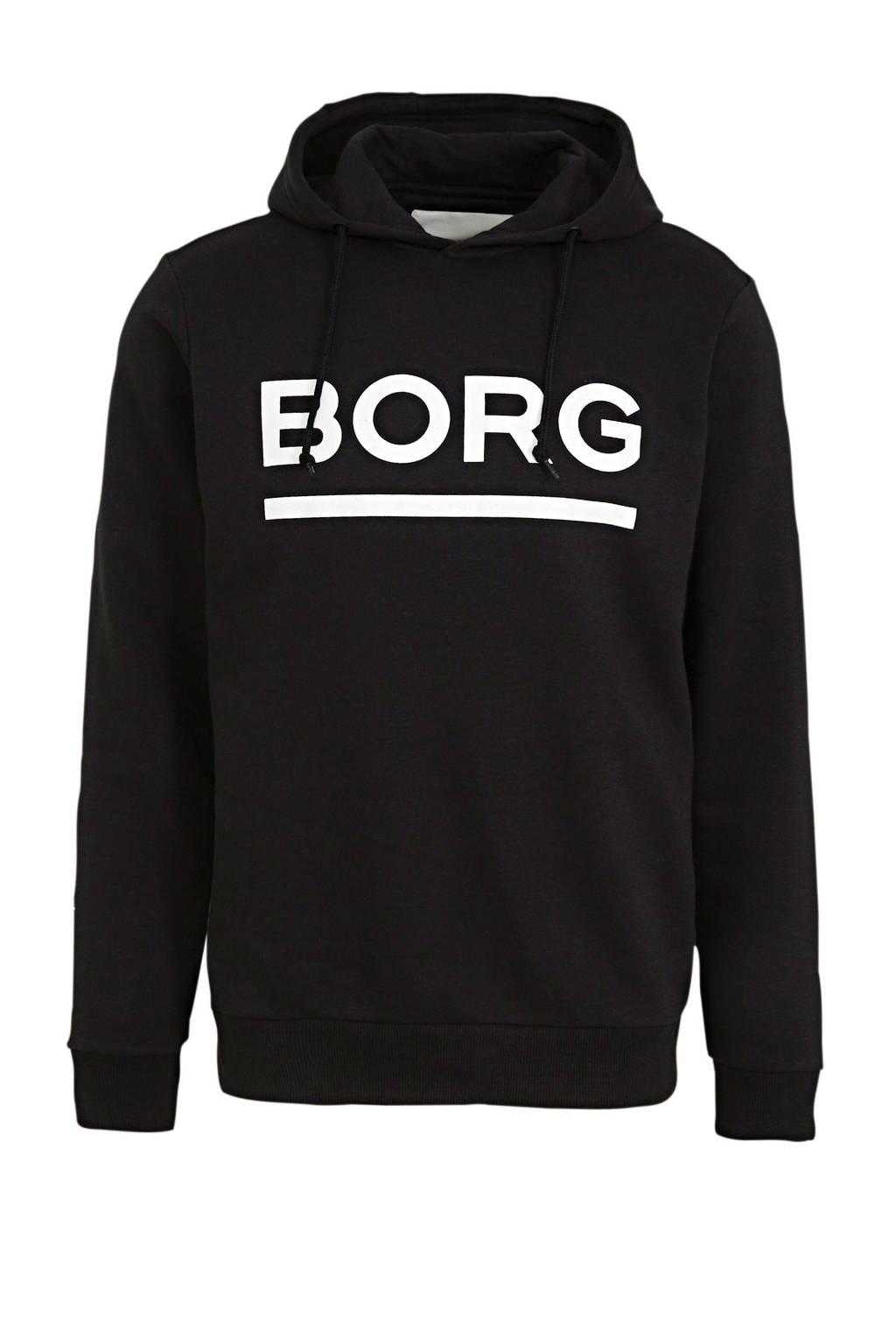Björn Borg   hoodie zwart, Zwart