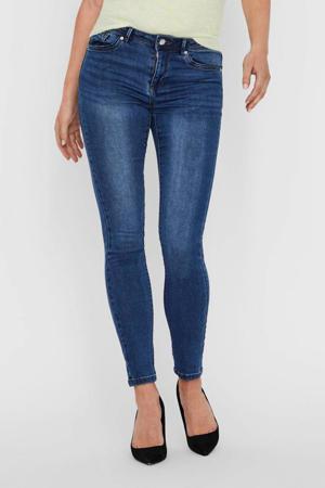 skinny jeans VMTANYA dark blue denim