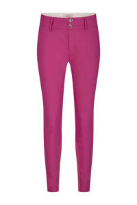 Mos Mosh skinny broek Blake Night Pant roze, Roze
