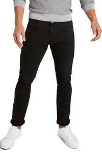 Tom Tailor slim fit jeans Troy zwart, Zwart