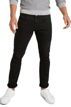 slim fit jeans Troy zwart