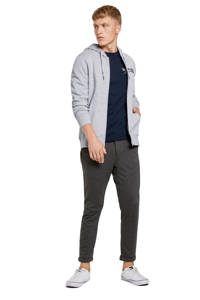 Tom Tailor longsleeve donkerblauw, Donkerblauw