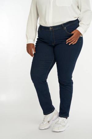 wide leg jeans dark denim