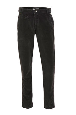 slim fit jeans 4s2008-11292 donkerbruin