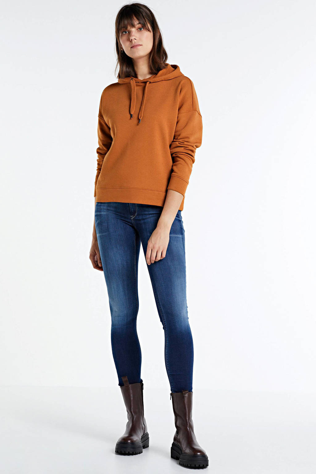 REPLAY skinny jeans New Luz medium blue, Medium blue