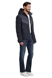 Tom Tailor jas donkerblauw, Donkerblauw