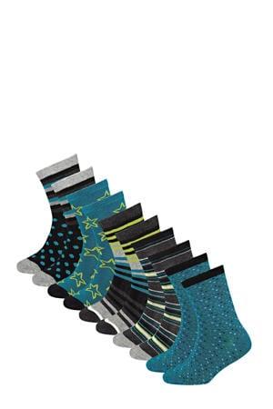 sokken (10 paar) groen