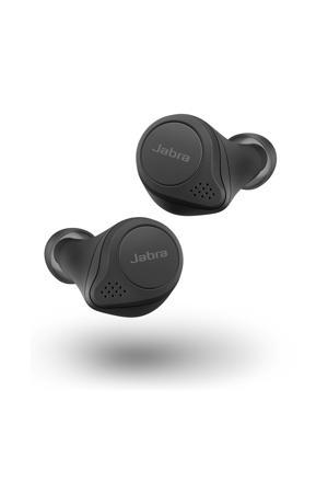 Elite 75T draadloze in-ear hoofdtelefoon (zwart)
