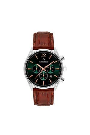 Grand Cornier Chrono horloge MM00121 bruin