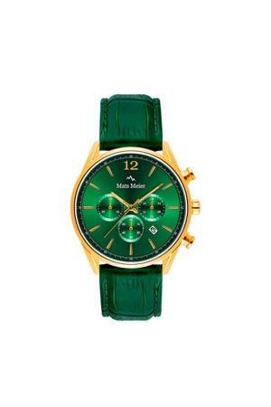Grand Cornier Chrono horloge MM00122 groen
