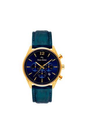 horloge Grand Cornier Chrono MM00123 blauw