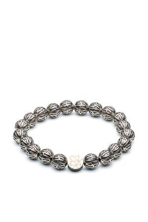 armband SL220034 grijs (9 mm)