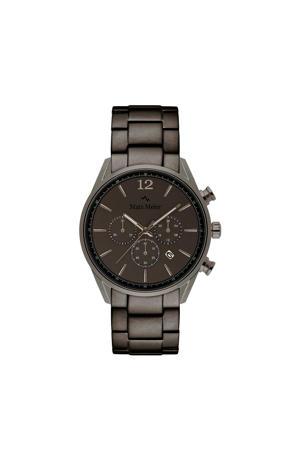 Grand Cornier Chrono horloge MM00127 antraciet