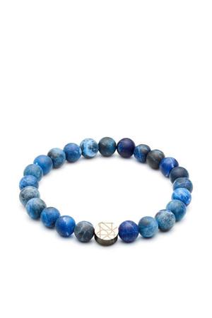 armband SL220037 blauw (6 mm)