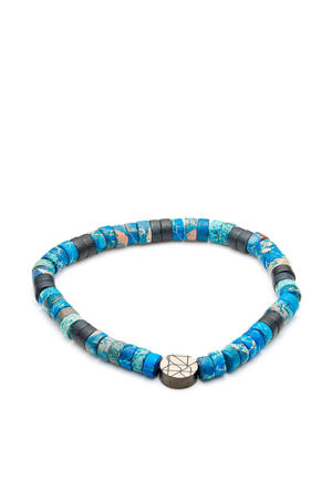armband SL220041 blauw (6 mm)