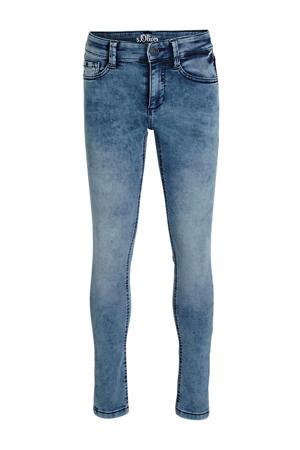 super skinny jeans stonewashed