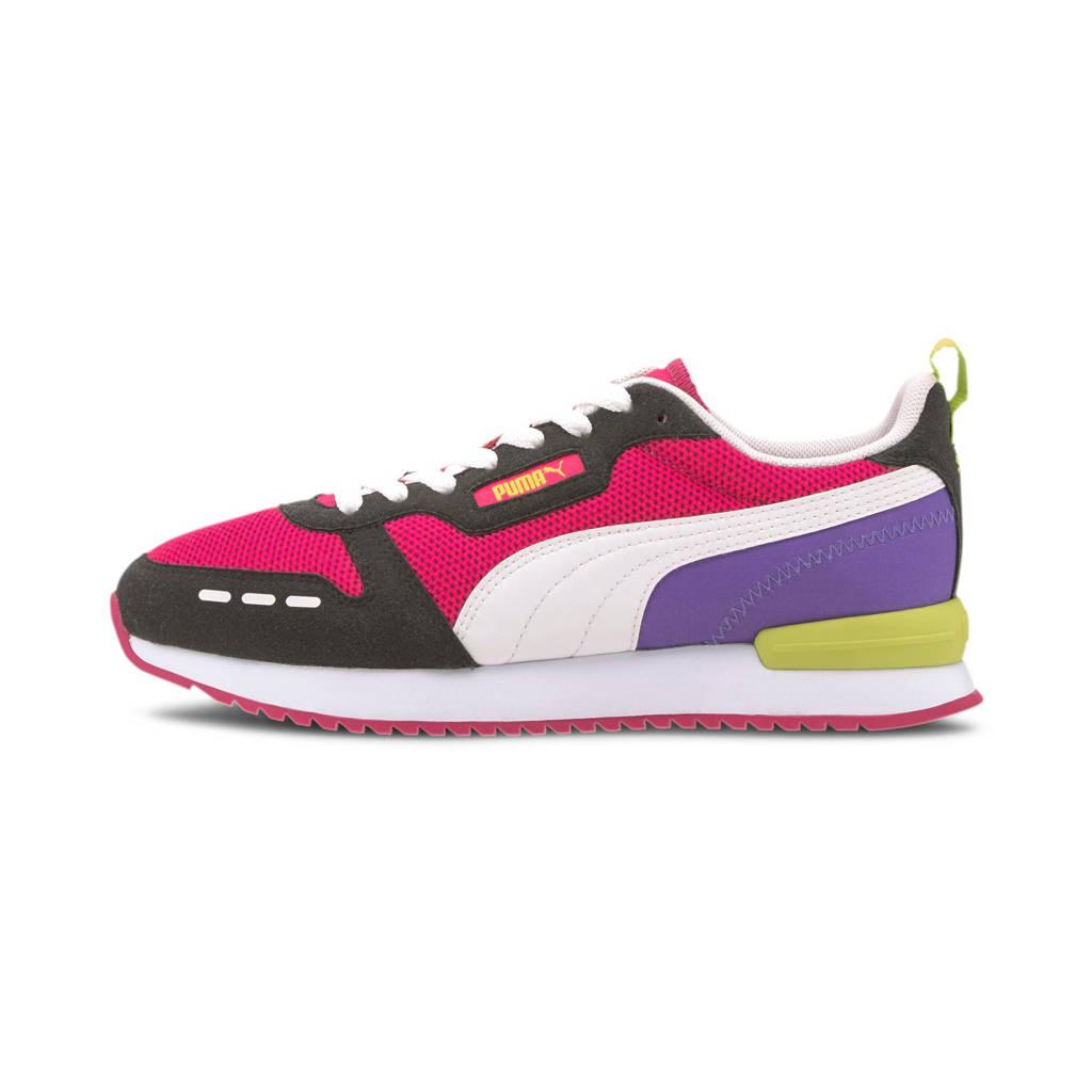 Puma R78  sneakers fuchsia/zwart/paars