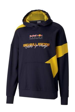 Red Bull Racing hoodie zwart/geel