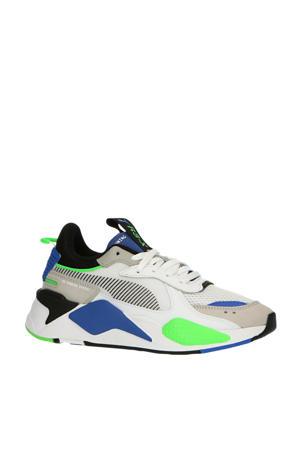 RS-X Toys sneakers wit/groen/blauw/zwart