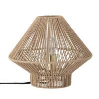 Bloomingville tafellamp Annevictoria, Bruin