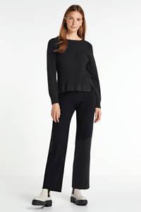 Soaked In Luxury trui zwart, Zwart