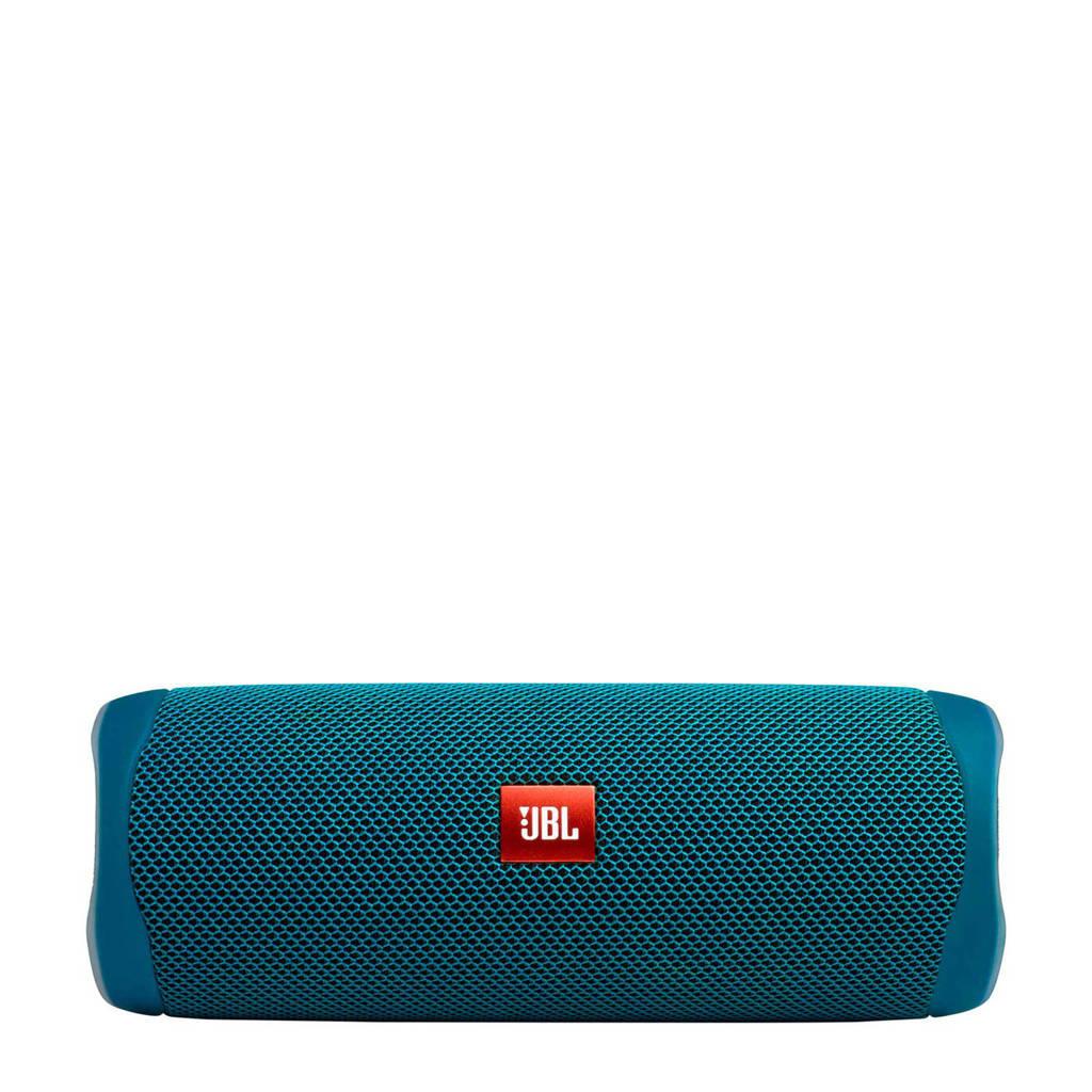 JBL Flip 5  Bluetooth speaker (blauw), licht blauw