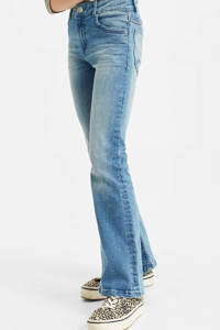 WE Fashion Blue Ridge super skinny fit flard jeans stonewashed, Stonewashed