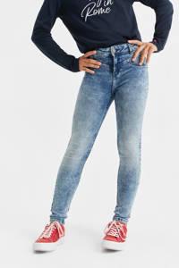 WE Fashion Blue Ridge super skinny jeans blue denim, Blue denim