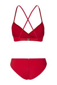 O'Neill triangel bikini Baay Maoi rood, Rood