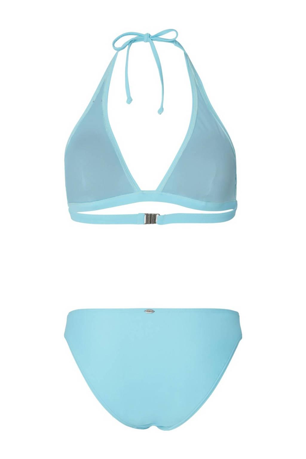 O'Neill halter bikini Maria Cruz lichtblauw, Lichtblauw