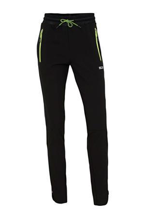 broek zwart/groen