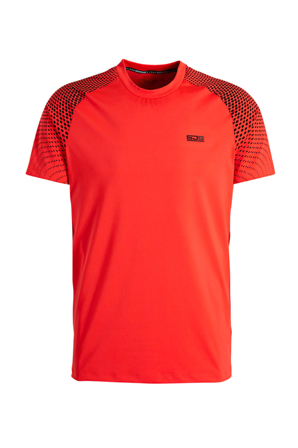 Sjeng Sports   T-shirt oranje, Oranje
