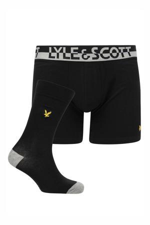 giftbox Harvey boxershort + sokken