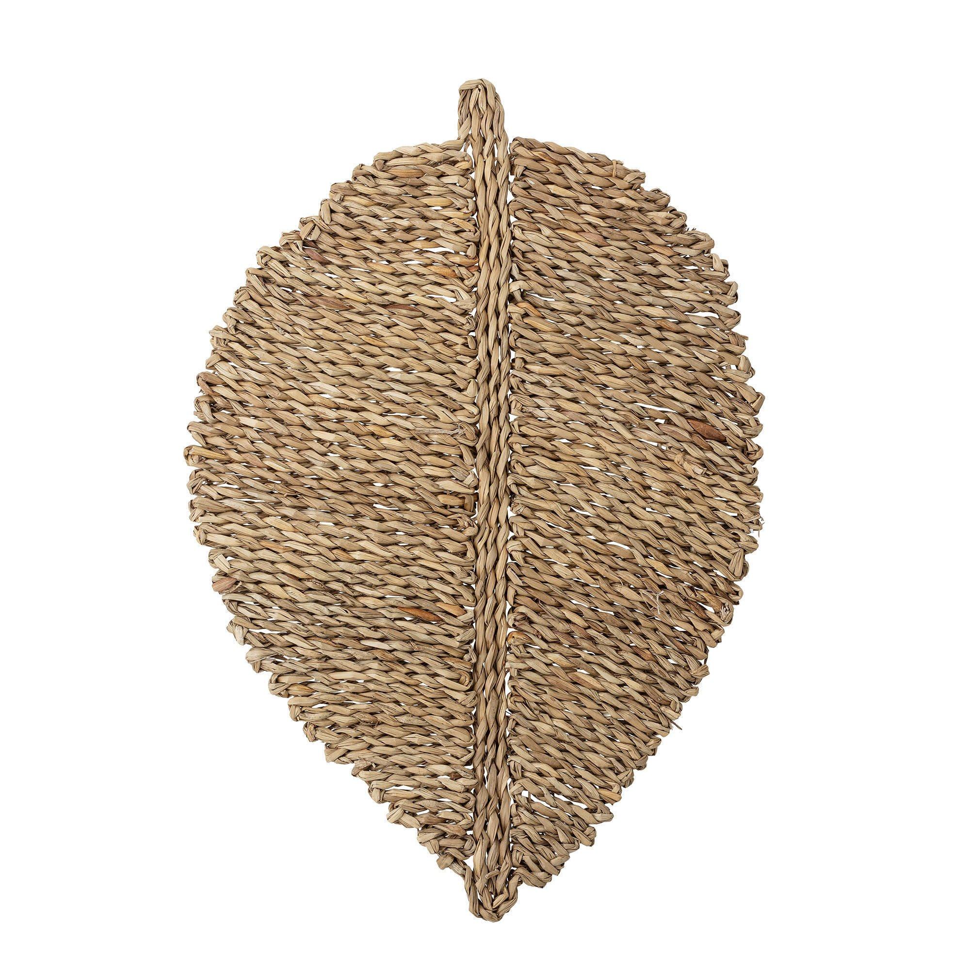 Bloomingville placemat zeewier 34x50 cm Natuur online kopen
